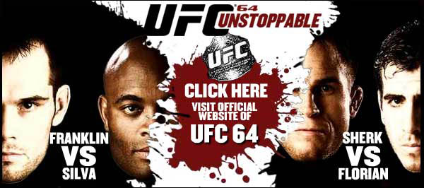 UFC 64 Official Website